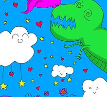 Monsterly Love by shandab3ar