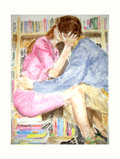 Passionate Lovers by Jennifer Ingram