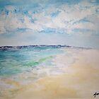 Beach Serenity by Jennifer Ingram