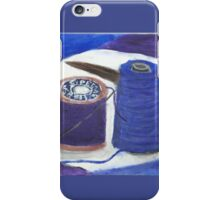 Sewing Space iPhone Case/Skin