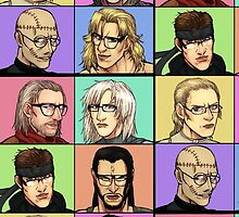 """Megane Gear Solid"" by meatballsaucy"
