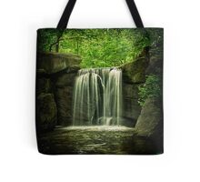 New York City Waterfall! Tote Bag