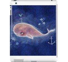 Spouting Love at night iPad Case/Skin