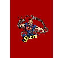 Super Sloth! Photographic Print