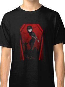 dracula daughters from hotel transylvania 2 Classic T-Shirt