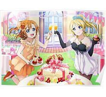 Love Live! School Idol Festival - Bridesmaids Poster