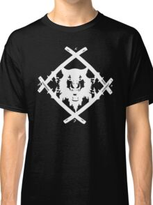 XWULF BLADES WHITE HOLLOWSQUAD Classic T-Shirt