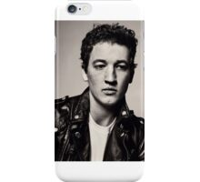 Miles Teller, Dreamboat Extraordinaire iPhone Case/Skin