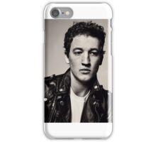 Miles Teller, Dreamboat Extraordinaire iPhone Case/Skin