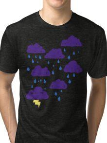 Melbourne Weather Tri-blend T-Shirt
