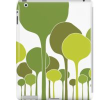 Green Palette iPad Case/Skin