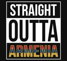 Straight Outta Armenia by Samuel Sheats