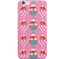 MONSTEROUS SUNDAE One of Two Massive Skirts, Scarves, and Misc Versions! iPhone Case/Skin