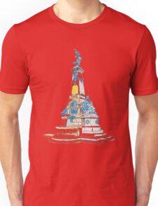 Ludwig-Eisenbahn-Denkmal Unisex T-Shirt