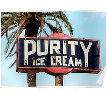 We All Scream For Ice Cream Poster