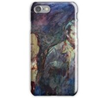 Old town haunted red light district iPhone Case/Skin