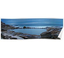Mahon Pool Panorama Poster