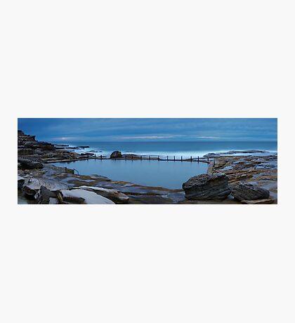 Mahon Pool Panorama Photographic Print