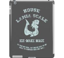 Ice-Make Mage of Lamia Scale iPad Case/Skin
