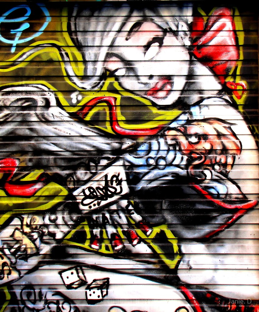 May Lane #4 (May 2011) by Janie. D