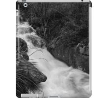 With a rush iPad Case/Skin
