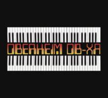 Oberheim OB-XA Vintage Synth Kids Clothes