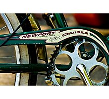 Newport Cruiser Photographic Print