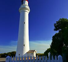 Split Point Lighthouse by 104paul