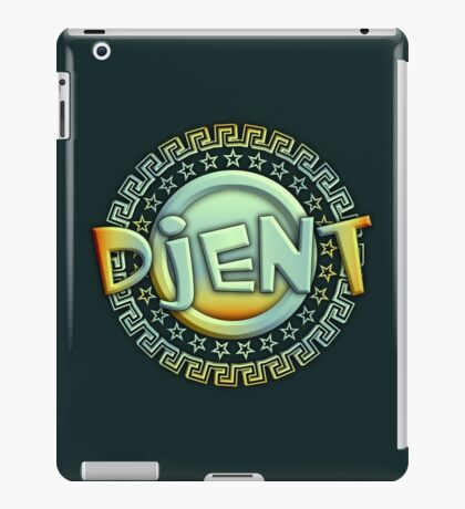 Heavy Metal Djent iPad Case/Skin
