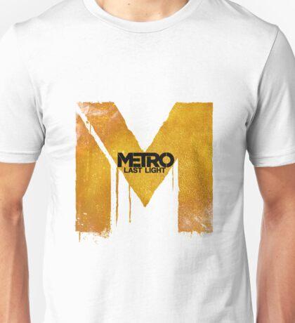 Metro LL Logo Unisex T-Shirt