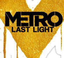 Metro LL Logo Sticker