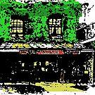 Old Bookshop by mindprintz