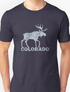 Colorado Moose Unisex T-Shirt