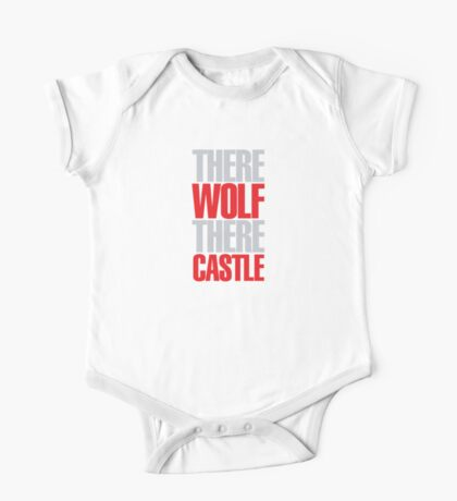 Young Frankenstein - There wolf there castle One Piece - Short Sleeve