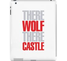 Young Frankenstein - There wolf there castle iPad Case/Skin