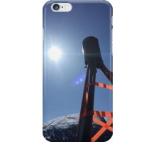 Clearly Flagged Theodolite iPhone Case/Skin