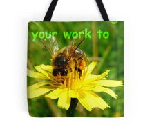 Thank you for submitting your work to Macro Magic! Tote Bag