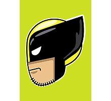 Wolverine Icon Photographic Print