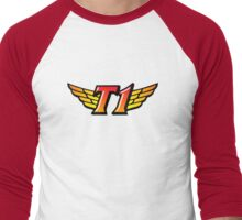 SK Telecom T1 Men's Baseball ¾ T-Shirt