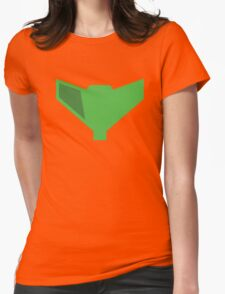 Metroid Prime Womens Fitted T-Shirt