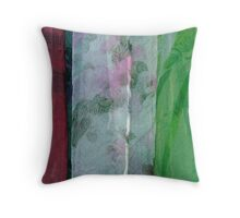 Fine Fabric is Fab to Find. Throw Pillow