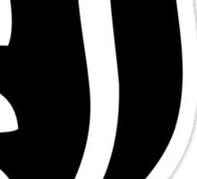 Death Note: L (Black) Sticker