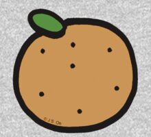 Juicy fruit orange One Piece - Long Sleeve