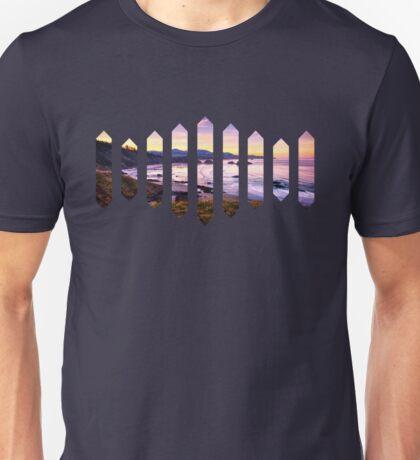Sufjan Stevens Beach Oregon Design Unisex T-Shirt