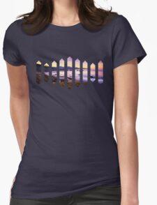 Sufjan Stevens Beach Oregon Design Womens Fitted T-Shirt