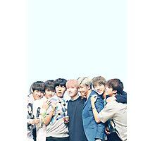 BTS/Bangtan Sonyeondan - Group Fanmeet Photographic Print