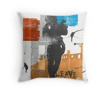 New Chapter  Throw Pillow