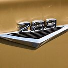 1966 Mustang 289 Emblem by Timothy Meissen