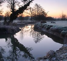 - Sunrise over the River Brett by Christopher Cullen