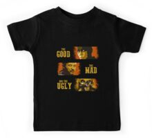 The Good, The Mad, and The Ugly Kids Tee
